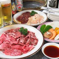 【ワイワイ肉盛り¥3300円】2名様~3名様へおすすめ