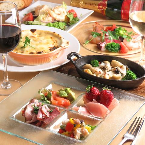 八王子駅の本格洋食屋♪シェフがこだわり抜いた逸品料理をご堪能ください。
