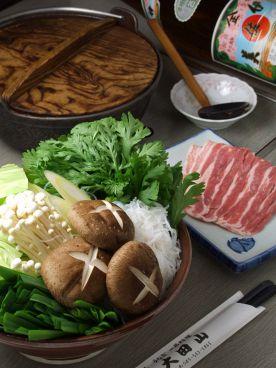 大田山のおすすめ料理1