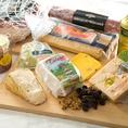 イタリア産を中心に世界の国々から仕入れた厳選の食材♪