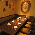 8名テーブル