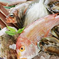 食材は鹿児島県産を中心に。県外やイタリアからも。