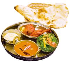 インド料理サンガムのコース写真