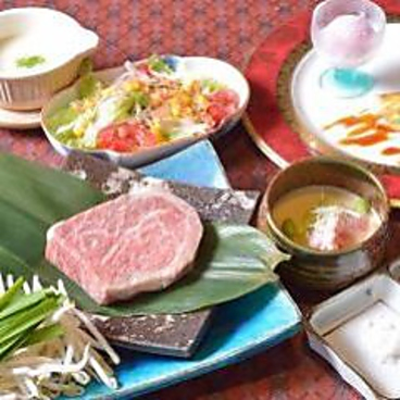 ステーキ割烹 一真のおすすめ料理1