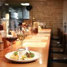 昼からワイン食堂の雰囲気1
