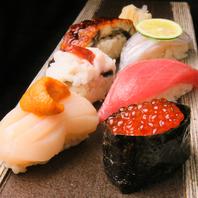 こだわりの「寿司」をカジュアルに愉しめる酒場