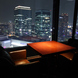 31階から見下ろす梅田の夜景にうっとり♪