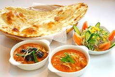 インド料理 マサラアートの写真