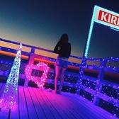 KIRIN 関屋浜 海の家の雰囲気2