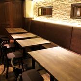 【完全個室席】最大30名様までOKのプレミアム個室席!間接照明揺らめく大人の空間です!