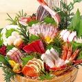 料理メニュー写真沖盛り(八種盛り)