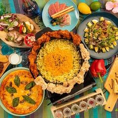 バシャール BASHARのコース写真