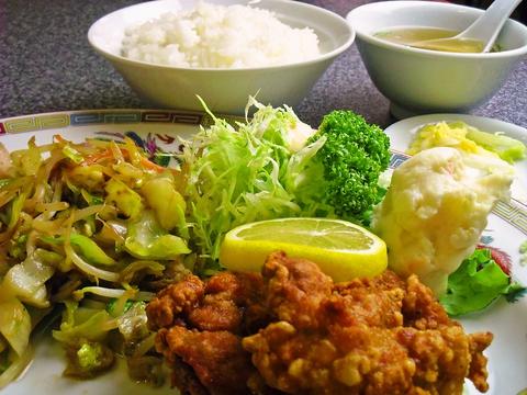 中華一筋45年の店主が作るこだわり料理。創業から33年培った変わらぬ味を楽しもう。