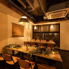 個室肉バル リコッタ 新宿東口店の雰囲気1