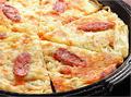 料理メニュー写真ジャガイモとチーズのチヂミ