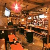 ダブリナーズ THE DUBLINERS' カフェ&パブ 品川店の雰囲気2