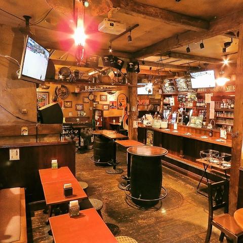 THE DUBLINERS' CAFE&PUB (ダブリナーズ カフェ&パブ) 品川店 店舗イメージ5