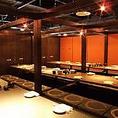 30名様前後にもレイアウト出来ます!高崎駅周辺の充実した飲み放題付きコースの居酒屋をお探しでしたら是非、居酒屋高崎個室物語なごや香高崎駅前店をご利用ください★