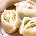 料理メニュー写真肉三鮮蒸し餃子(3個)