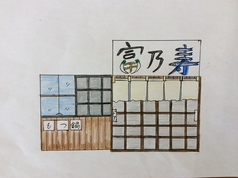 富乃寿の写真
