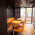 個室もあります。プライベートな空間ゆっくりとお食事をお楽しみください。