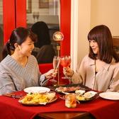 仲間と一緒に美味しいお肉とジントニックで楽しいひとときをお楽しみ下さい。