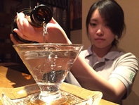 飲みたい酒を、飲みたい分だけちょっとずつ…。