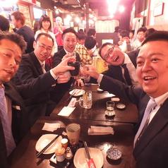 串焼楽酒 MOJA 青葉通り店の雰囲気1
