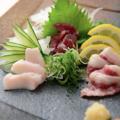 料理メニュー写真【お刺身】馬刺し3種盛り M