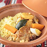 本場の食材をお取り寄せ、アラビア伝統料理を日本で再現