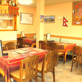 インド レストラン マターの雰囲気2