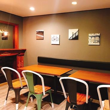 Restaurant&Bar CARABISAの雰囲気1