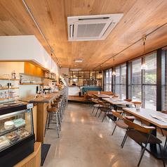 CAFE 18番 カフェの雰囲気1