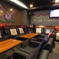 【一部屋限定のVIP個室】ソファー個室は8名様~ご利用可能!!最大20名様までOK!誕生日、記念日、忘新年会、歓送迎会、各種パーティーにぴったり◎