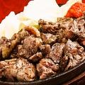 料理メニュー写真都城赤鶏みやの鳳 炭火焼
