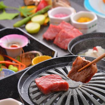 東武ホテルレバント東京 簾のおすすめ料理1