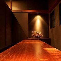 とびらで仕切れる完全個室