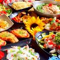 はま源の魚も、もつ源のもつ鍋も両方楽しめる欲張り宴会コースもご用意中!