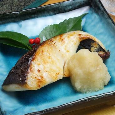 鮨やぎはしのおすすめ料理1