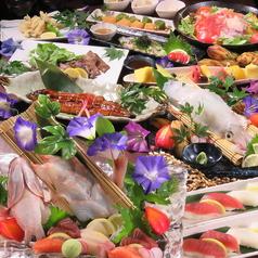 博多魚市 博多駅店のコース写真