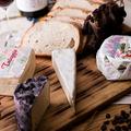 料理メニュー写真4種チーズの盛り合わせ