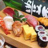 鮨やぎはしのおすすめ料理2
