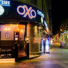 BRITISH CAFE & PUB OXO オクゾ 豊橋駅前店の外観1