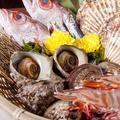 料理メニュー写真お得!!貝類盛合せ
