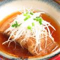 料理メニュー写真特選!豚の角煮(ラフテー)