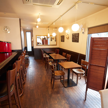 Cafe&Kitchen 松吉の雰囲気1