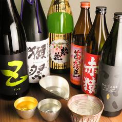 日本酒 焼酎ダイニング 二瓶のおすすめポイント1
