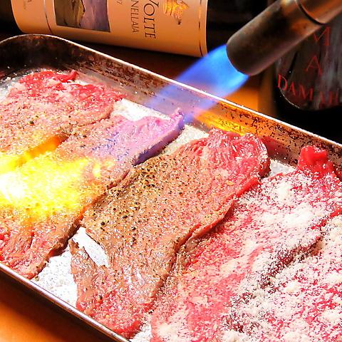 【女子会コース】牛タン赤ワイン煮込みなど全8品+2H[飲放]→5000円(税込)