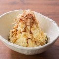 料理メニュー写真■たくポテサラダ 和風仕上げ