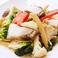 料理メニュー写真豚肉と野菜のあっさり炒め:ムー・パット・パック・ルアムミット